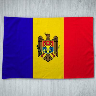 Bandeira Moldávia ou personalizada em portugal