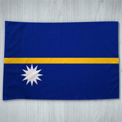 Bandeira Nauru ou personalizada 70x100cm comprar
