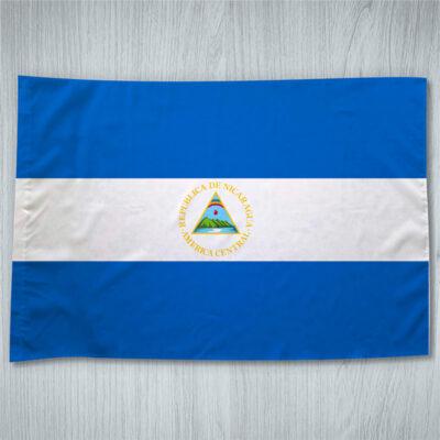 Bandeira Nicarágua ou personalizada 70x100cm comprar em portugal