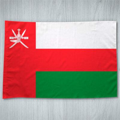 Bandeira Omã ou personalizada 70x100cm comprar em portugal