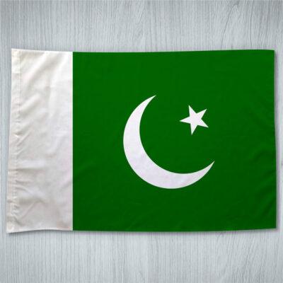 Bandeira Paquistão ou personalizada 70x100cm comprar em portugal