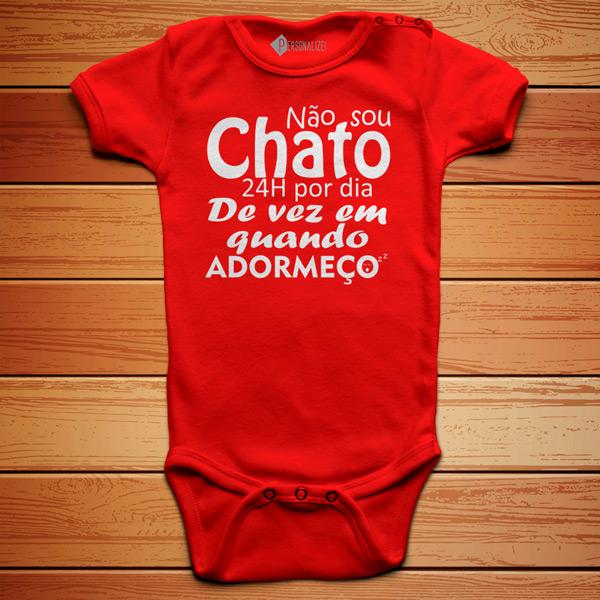 T-shirt Não sou chato(a) 24h por dia comprar em portugal