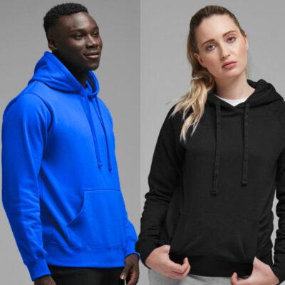 Sweatshirt com capuz Unisex Adulto 280-290g homem e mulher