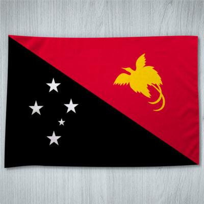 Bandeira Papua-Nova Guiné ou personalizada 70x100cm comprar em portugal