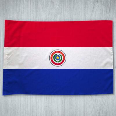 Bandeira Paraguai ou personalizada 70x100cm comprar em portugal