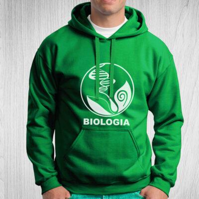 Sweatshirt com capuz Biologia Curso/Profissão comprar