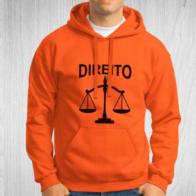 Sweatshirt com capuz Direito Curso/Profissão comprar