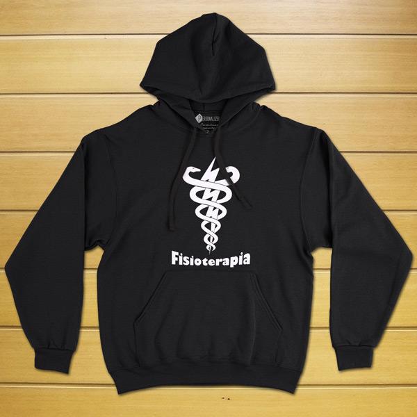 Sweatshirt com capuz Fisioterapia Curso/Profissão comprar