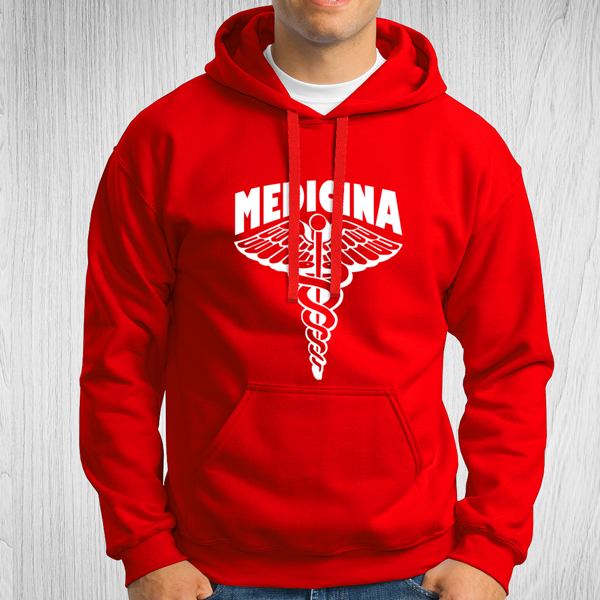 Sweatshirt com capuz Medicina Curso/Profissão comprar