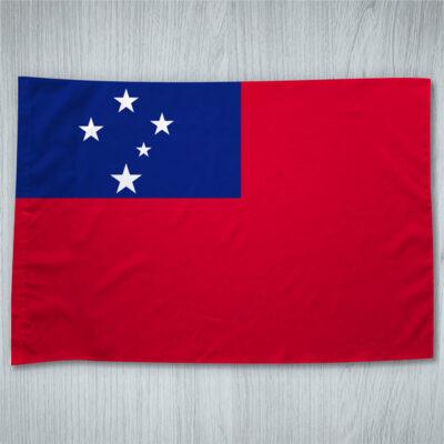 Bandeira Samoa ou personalizada 70x100cm comprar em portugal