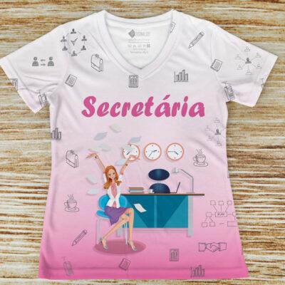 T-shirt Secretária profissão/curso comprar em portugal