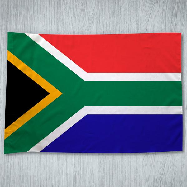Bandeira África do Sul ou personalizada 70x100cm comprar em portugal