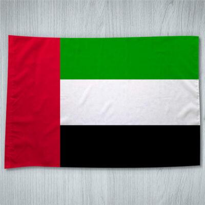 Bandeira Emirados Árabes Unidos ou personalizada 70x100cm comprar em portugal