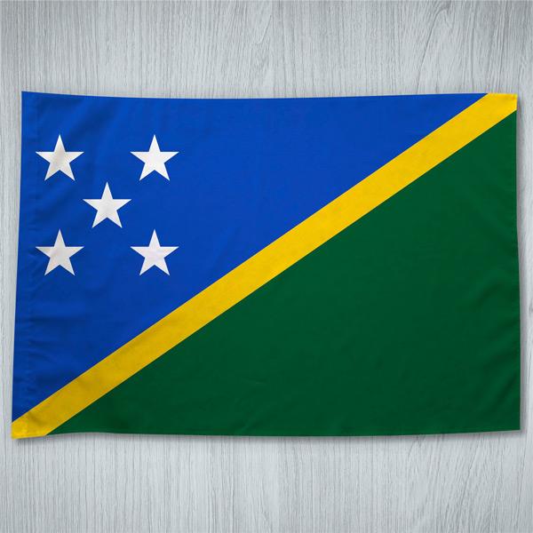 Bandeira Ilhas Salomão ou personalizada 70x100cm comprar em portugal