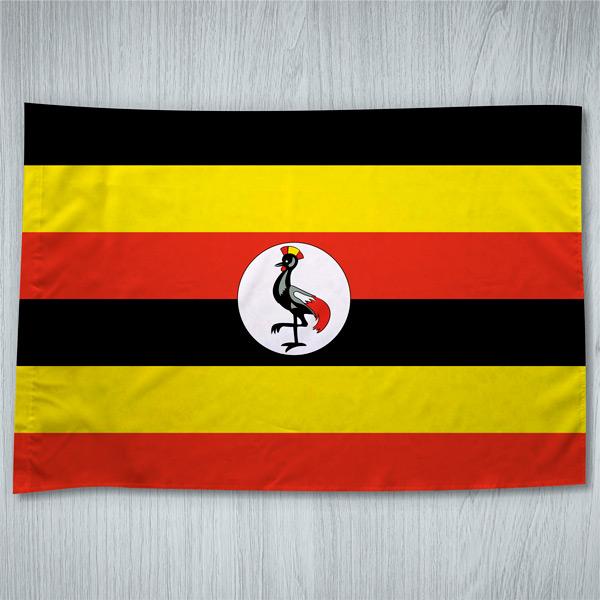 Bandeira Uganda ou personalizada 70x100cm comprar em portugal