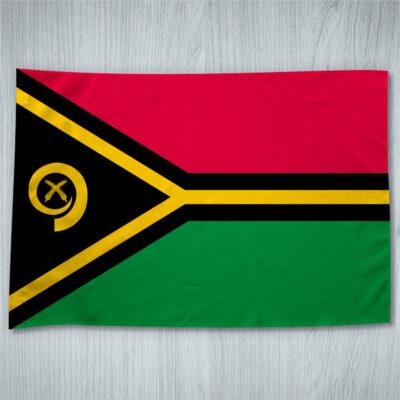 Bandeira Vanuatu ou personalizada 70x100cm comprar em portugal