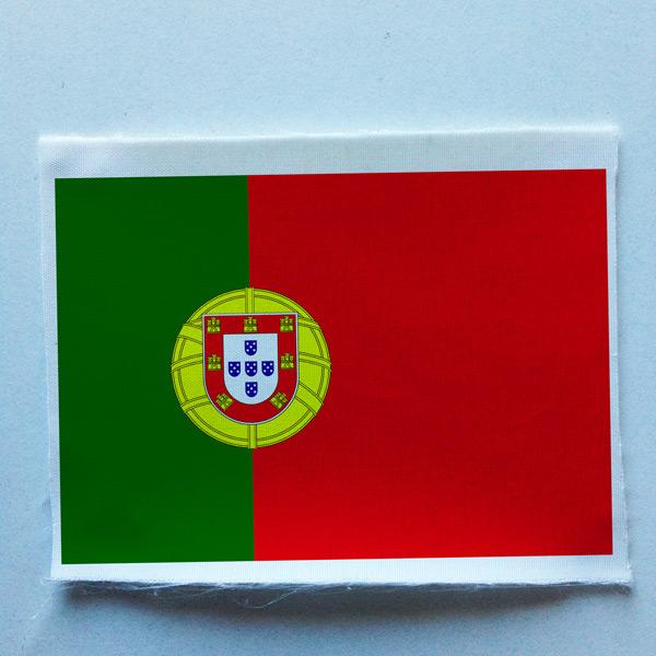Emblemas/Patches sublimados para bordar ou costurar bandeiras personalizadas