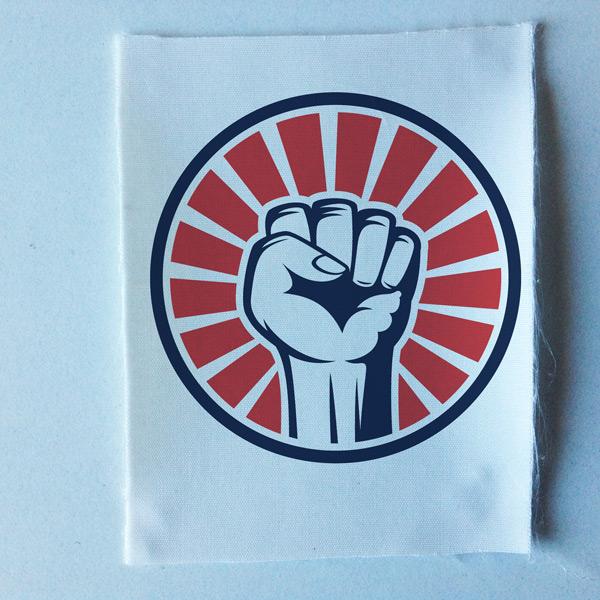 Emblemas/Patches sublimados para bordar ou costurar