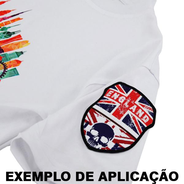 Emblemas/Patches sublimados para bordar ou costurar personalizado em portugal