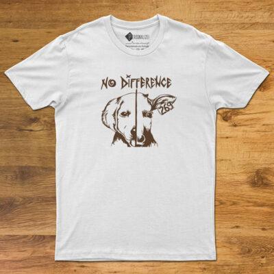 T-shirt No Difference Homem/Mulher/Criança comprar em portugal