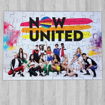 Puzzle Now United personalizado em Portugal
