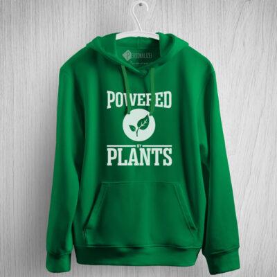 Sweatshirt com capuz Powered By Plants comprar em portugal
