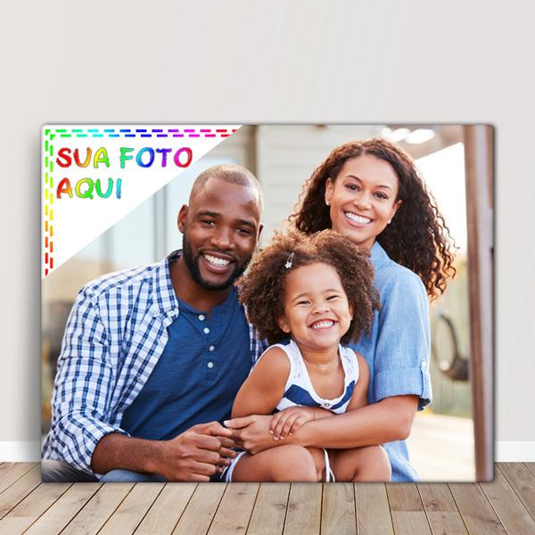 Quadro/Tela personalizado com sua foto imagem personalizado