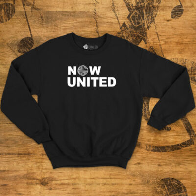 Sweatshirt Now United Unisex comprar em Portugal