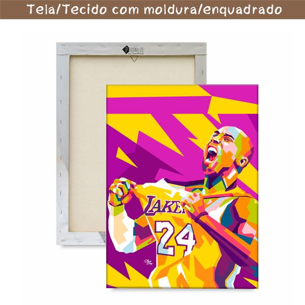 Kobe Bryant Quadro/Tela personalizado