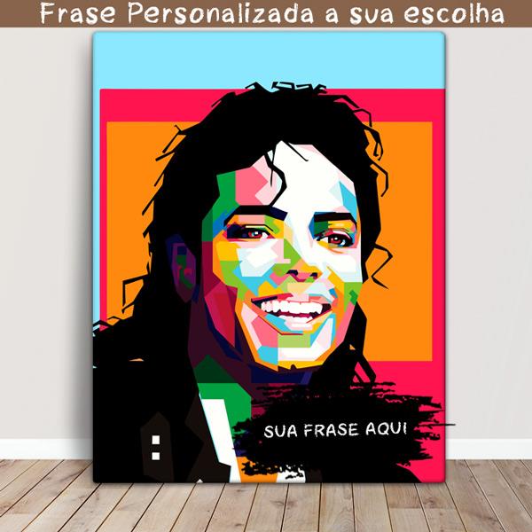 Michael Jackson Quadro/Tela personalizado