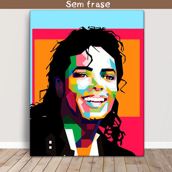 Michael Jackson Quadro/Tela personalizado comprar em Portugal