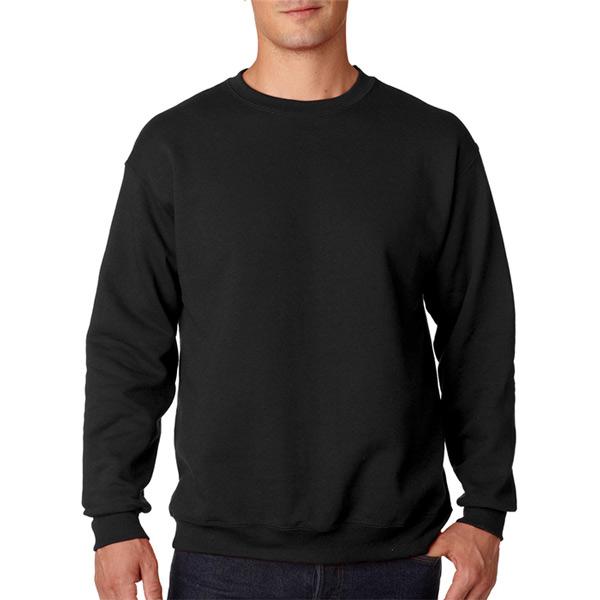 Sweatshirt Unisex Adulto 280-290g preto