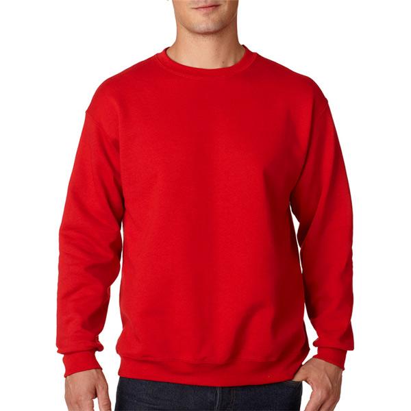 Sweatshirt Unisex Adulto 280-290g vermelho