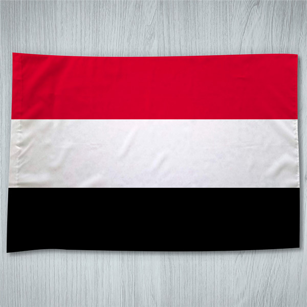 Bandeira Iémen ou personalizada 70x100cm comprar em Portugal