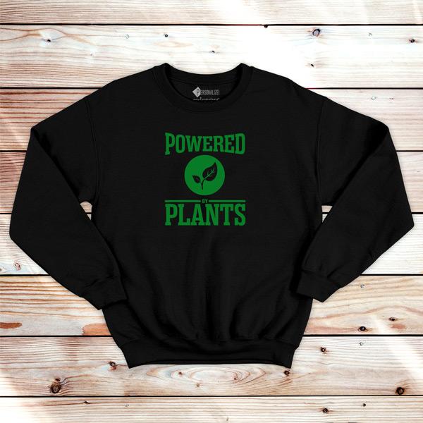 Powered By Plants Sweatshirt unisex comprar em Portugal