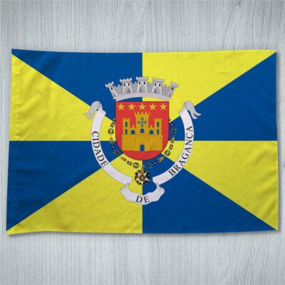 Bandeira Bragança Município/Cidade 70x100cm comprar em Portugal