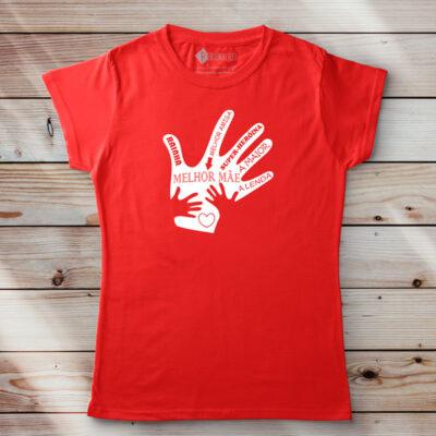 T-shirt Melhor Mãe Rainha Super-Heróina Lenda... comprar