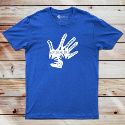 T-shirt Melhor Pai Rei Super-Herói Lenda... comprar em Portugal