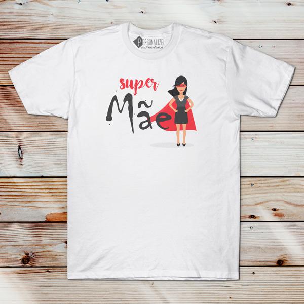 T-shirt Super Mãe comprar em Portugal