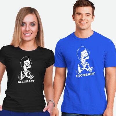 T-shirt Escobart em várias cores em Portugal