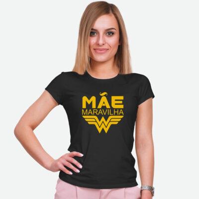T-shirt Mãe Maravilha comprar em Portugal