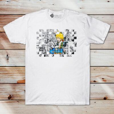 Meliodas T-shirt Nanatsu no Taizai em Portugal preço