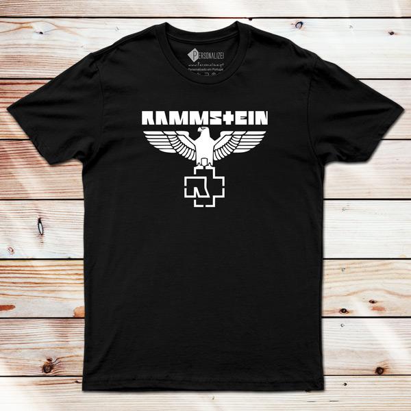 T-shirt Rammstein Eagle camiseta comprar