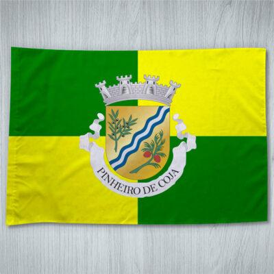 Bandeira Freguesia de Pinheiro de Coja 70x100cm comprar