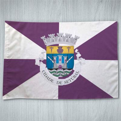 Bandeira Setúbal Município/Cidade 70x100cm comprar