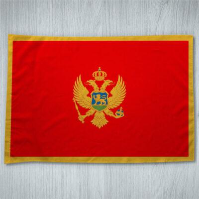 Bandeira Montenegro 70x100cm comprar