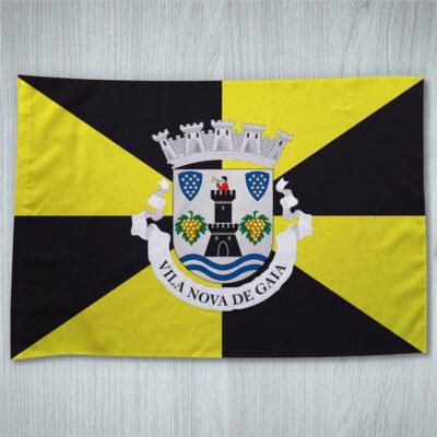 Bandeira Vila Nova de Gaia Município/Cidade 70x100cm comprar em Portugal