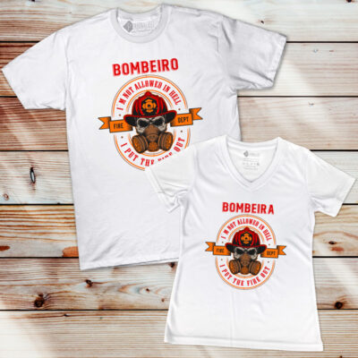 T-shirt Bombeiro(a) comprar em Portugal