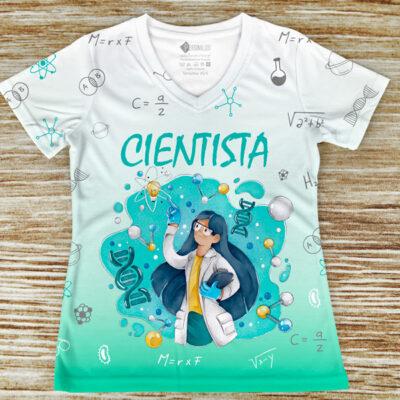 T-shirt Cientista profissão/curso comprar em Portugal