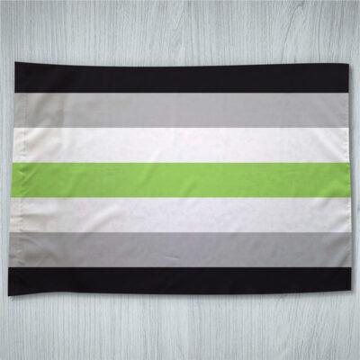 Bandeira Orgulho Agênero 70x100cm comprar em Portugal